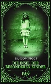 """""""Die Insel der besonderen Kinder"""" von Ransom Riggs"""
