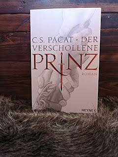 """""""Der verschollene Prinz"""" von C. S. Pacat"""