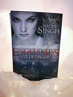 """""""Gilde der Jäger - Engelskuss"""" von Nalini Singh"""