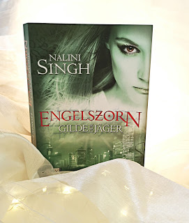"""""""Gilde der Jäger - Engelszorn"""" von Nalini Singh"""