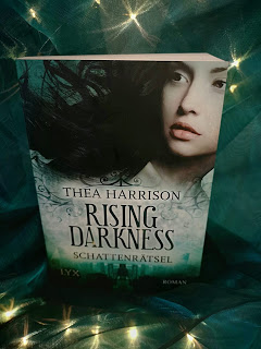 """""""Rising Darkness - Schattenrätsel"""" von Thea Harrison"""