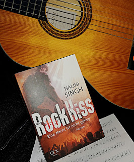 """""""Rock Kiss - Eine Nacht ist nicht genug"""" von Nalini Singh"""
