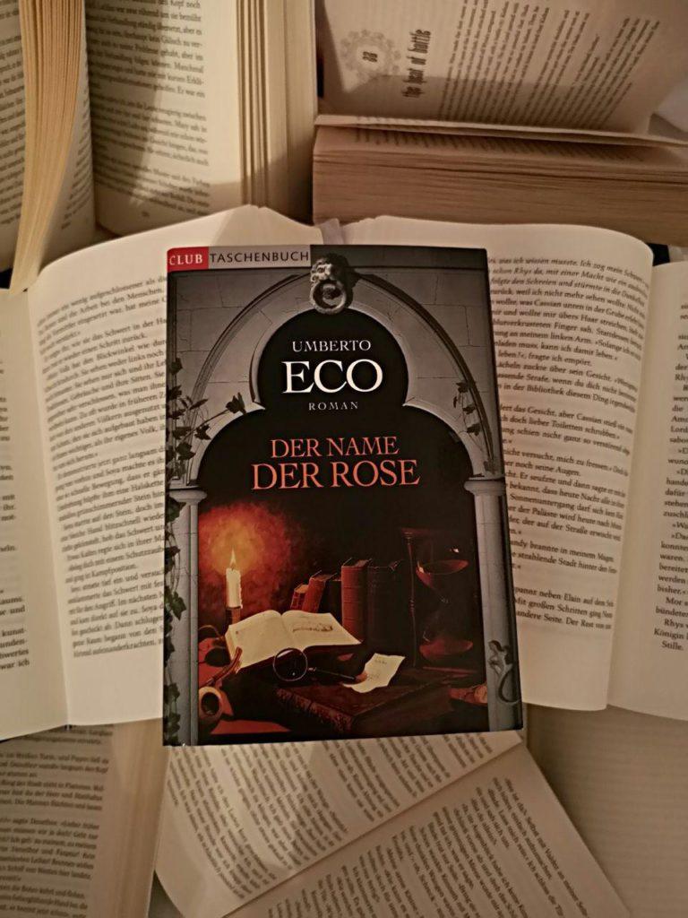 Umberto Eco - Der Name der Rose