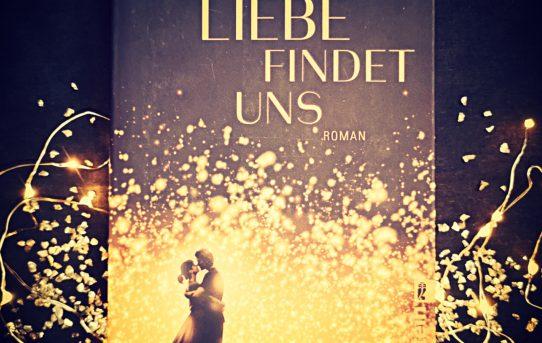 """""""Liebe findet uns"""" von J. P. Monninger"""
