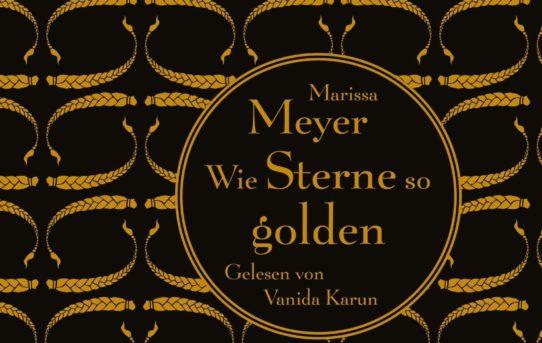 """""""Wie Sterne so golden"""" von Marissa Meyer"""