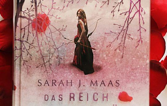 """""""Das Reich der sieben Höfe - Dornen und Rosen"""" von Sarah J. Maas"""