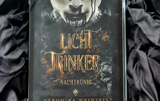 """""""Lichttrinker - Nachtkönig"""" von Veronika Weinseis"""