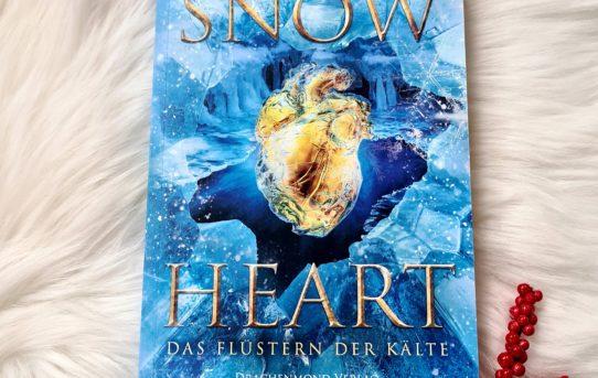 """Snow Heart"" von Olivia Mikula"